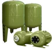 Баки расширительные Гидроаккумуляторы Тополь (Россия)