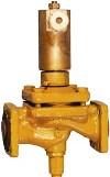 Клапаны отсечные / электромагнитные Клапаны электромагнитные 15кч883р СВМГ