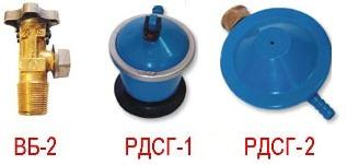 Клапаны отсечные / электромагнитные Вентили газовые