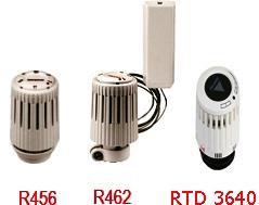 Оборудование для систем отопления Головки термостатические