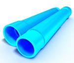 Полиэтиленовые трубы (ПНД) и фитинги Трубы обсадные ПВХ для скважин