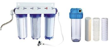 Системы водоочистки Фильтры для очистки воды и комплектующие