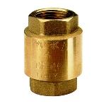 Латунные / бронзовые Клапаны обратные пружинные муфтовые STC