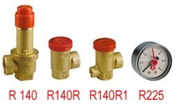Клапаны предохранительные Клапаны предохранительные R140R Giacomini